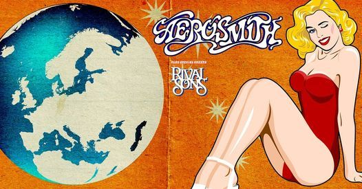 Aerosmith at The O2 arena