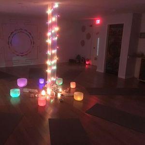 Restorative Yoga Sound Journey