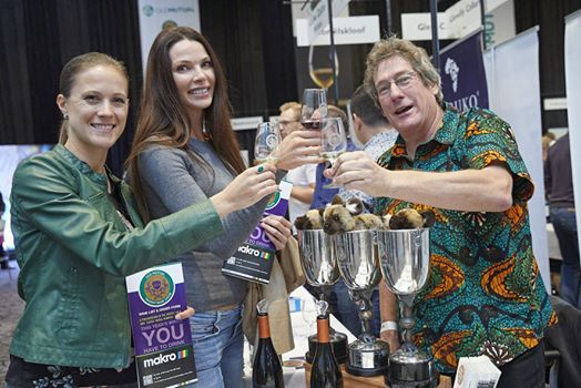 Old Mutual Trophy Wine Show Public Tasting - Cape Town