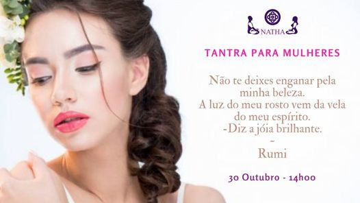 Curso: Tantra para Mulheres, 30 October | Event in Lisbon | AllEvents.in