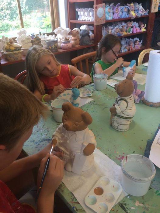 Kids Dry-Brushing Workshop