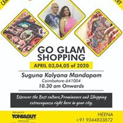 Go Glam Shopping Exhibition Original