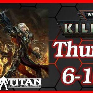 Kll Team Thursdays