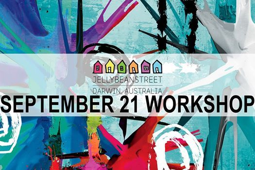 Finger Painting Workshop - September 21 - 11am