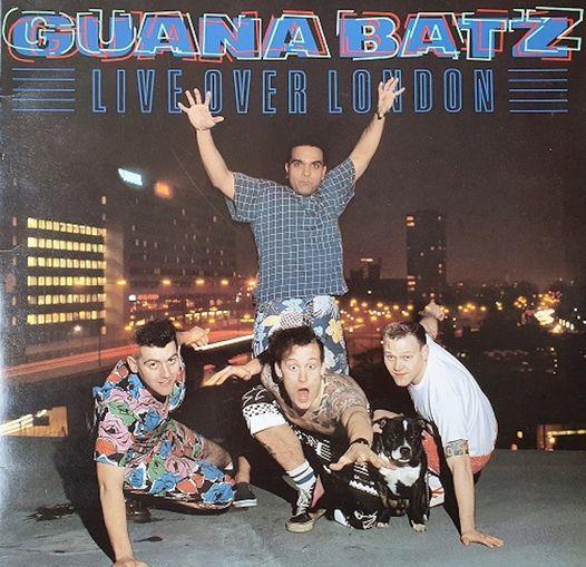 Guana Batz at The Underworld Camden - London, 13 November | Event in London | AllEvents.in