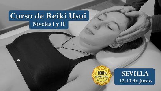 Cursos de Reiki niveles I y II   Event in Sevilla    AllEvents.in