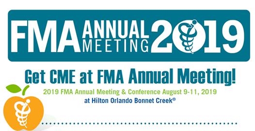 FMA 2019 Annual Meeting at Hilton Orlando Bonnet Creek, Intercession