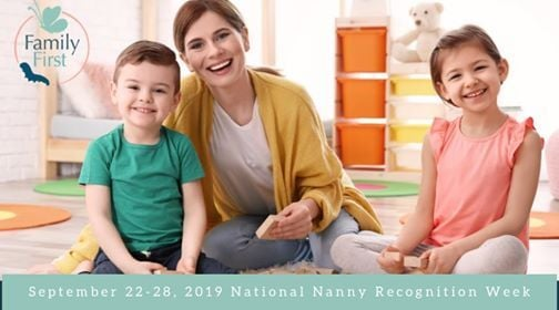 National Nanny Recognition Week