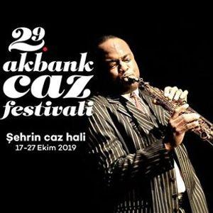 29. Akbank Caz Festivali - The James Carter Organ Trio
