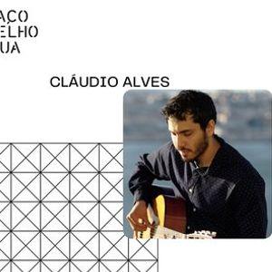 Cludio Alves no Espao Espelho Dgua