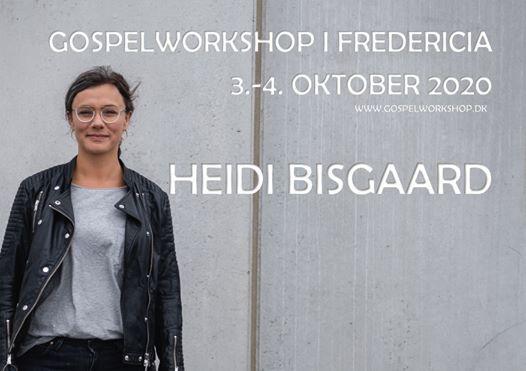 Heidi Bisgaard i Fredericia