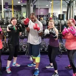 Kickboxing - (Tuesday)