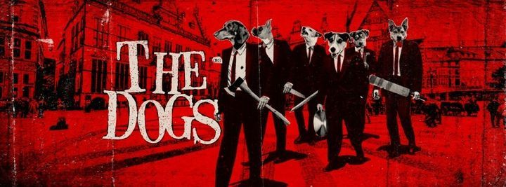 The Dogs (NOR)  Death By Unga Bunga  Jena