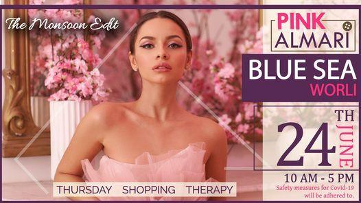 Pink Almari - The Monsoon Edit, 24 June   Event in Mumbai   AllEvents.in