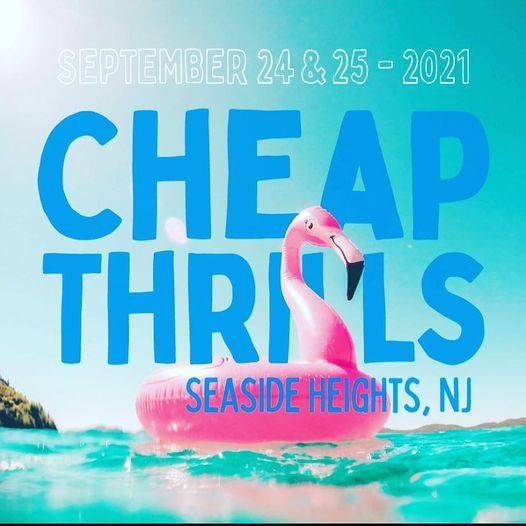Cheap Thrills Motorcycle Show and Swap Seaside, 24 September   Event in Seaside Heights   AllEvents.in