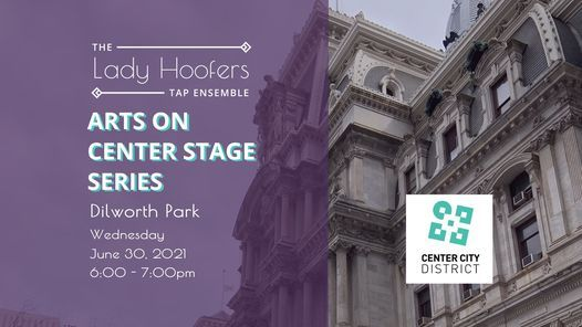 The Lady Hoofers at The Arts on Center Stage, 30 June | Event in Philadelphia | AllEvents.in