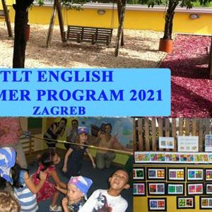 English Summer Camp 2021 for children in Zagreb