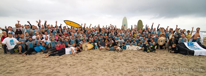 10th Annual 100 Wave Challenge