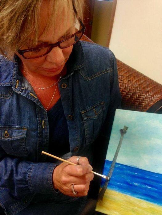 Beginners and Intermediate Oil Painting Class, 24 September   Event in Broken Arrow   AllEvents.in