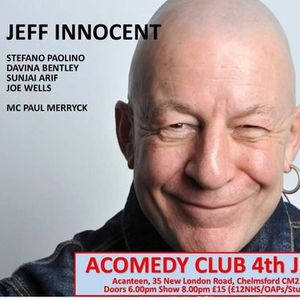 AComedy Club 4th June 2021