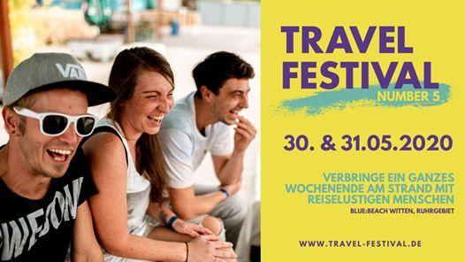 5. Travel Festival Ruhr 2020
