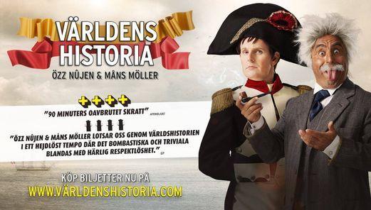 Världens Historia - Den osminkade sanningen, 9 April   Event in Huskvarna   AllEvents.in