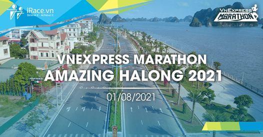 VnExpress Marathon Amazing Halong 2021, 1 August   Event in Hanoi   AllEvents.in