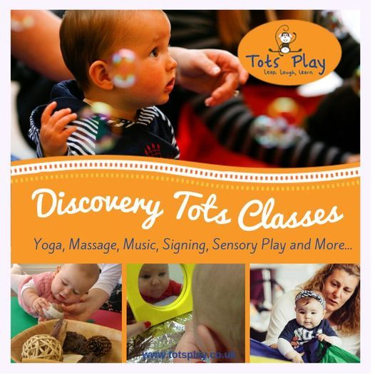 Discovery Tots - 8 Weeks until Crawling, 19 April   Event in Wolverhampton   AllEvents.in
