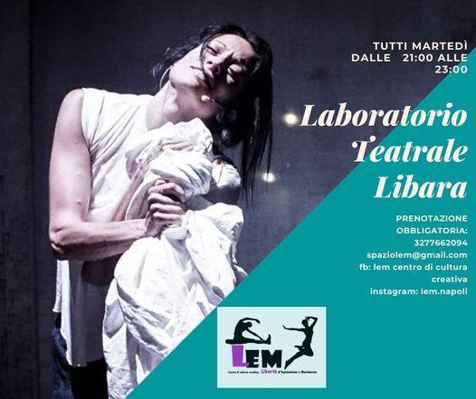 Laboratorio di Teatro L. Lem, 18 May | Event in Napoli | AllEvents.in