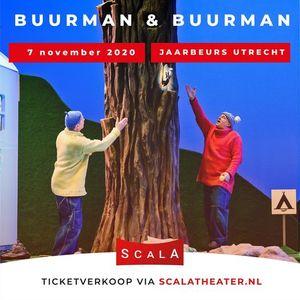 SCALA Theater - Buurman & Buurman gaan kamperen...