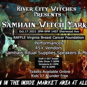 Samhain Witch Market