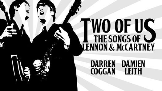 The Two Of us with Damien Leith & Darren Coggan, 28 May | Event in Wollongong | AllEvents.in