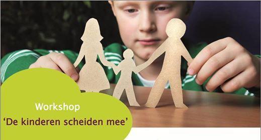Workshop De kinderen scheiden mee