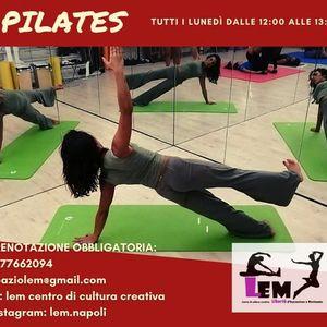 Corso di Pilates Lem