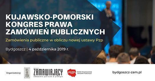 Kujawsko-Pomorski Kongres Prawa Zamwie Publicznych