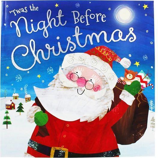 Kids Christmas Story Night