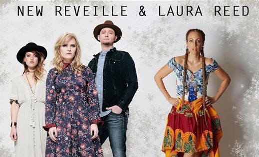 Laura Reed and New Reveille at Lincoln Theatre