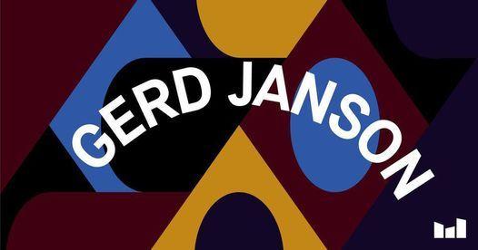 Gerd Janson - De Marktkantine, 26 March | Event in Amsterdam | AllEvents.in