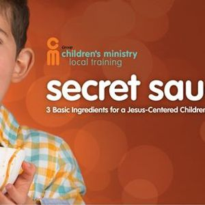 Childrens Ministry Local Training - Pompton Plains NJ