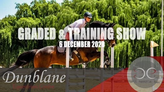Dunblane Graded & Training SJ show, 6 December | Event in Kempton Park | AllEvents.in