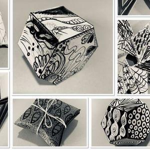 Dimensional Doodling with Sarah Hanson