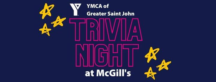 YMCA Trivia Night | Event in Saint John | AllEvents.in