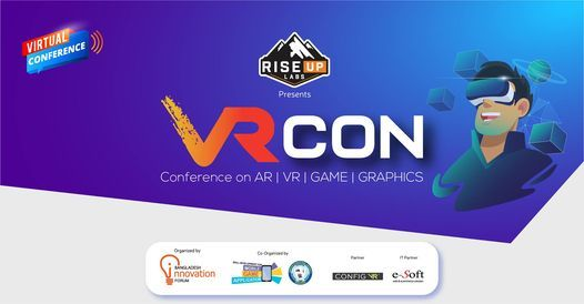 VR Conference-2020, 18 December   Event in Mymensingh   AllEvents.in
