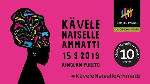 Kvele Naiselle Ammatti Oulu 15.9.2019