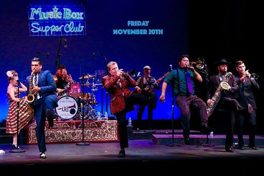 Cleveland - Louis Prima Jr & The Witnesses