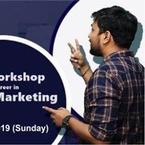 Free Workshop on Career in Digital Marketing