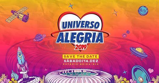 Universo Alegria 2019
