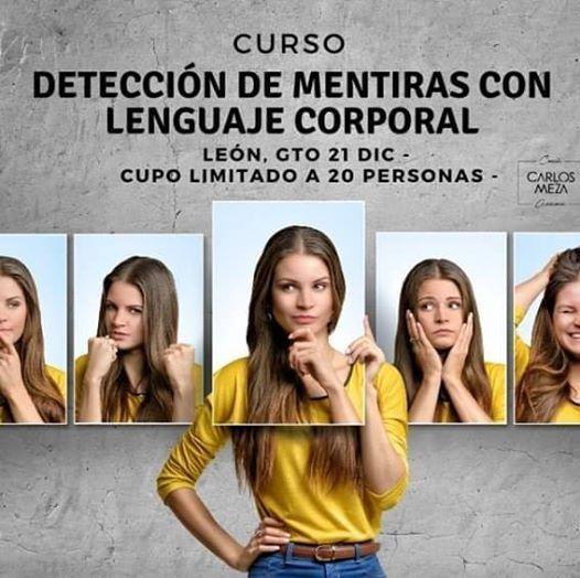 Curso Deteccin De Mentiras Con Lenguaje Corporal