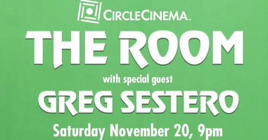 The Room with special guest Greg Sestero, 20 November | Event in Tulsa | AllEvents.in