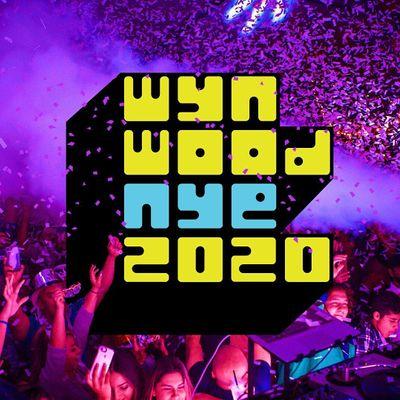 Wynwood NYE 2021 - New Years Eve Block Party at Wynwood, Miami